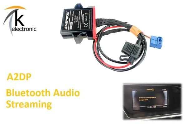 AUDI A5 8T 8F Musik über Bluetooth streamen Concert Symphony Nachrüstpaket