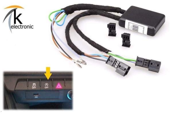 AUDI A1 GB Start-Stopp Automatik Memory-/Deaktivier-/Ausschalt Modul