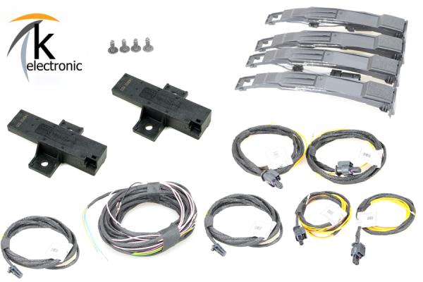 AUDI A4 B9 8W Keyless Go / Entry Kessy Komfortschlüssel Nachrüstpaket